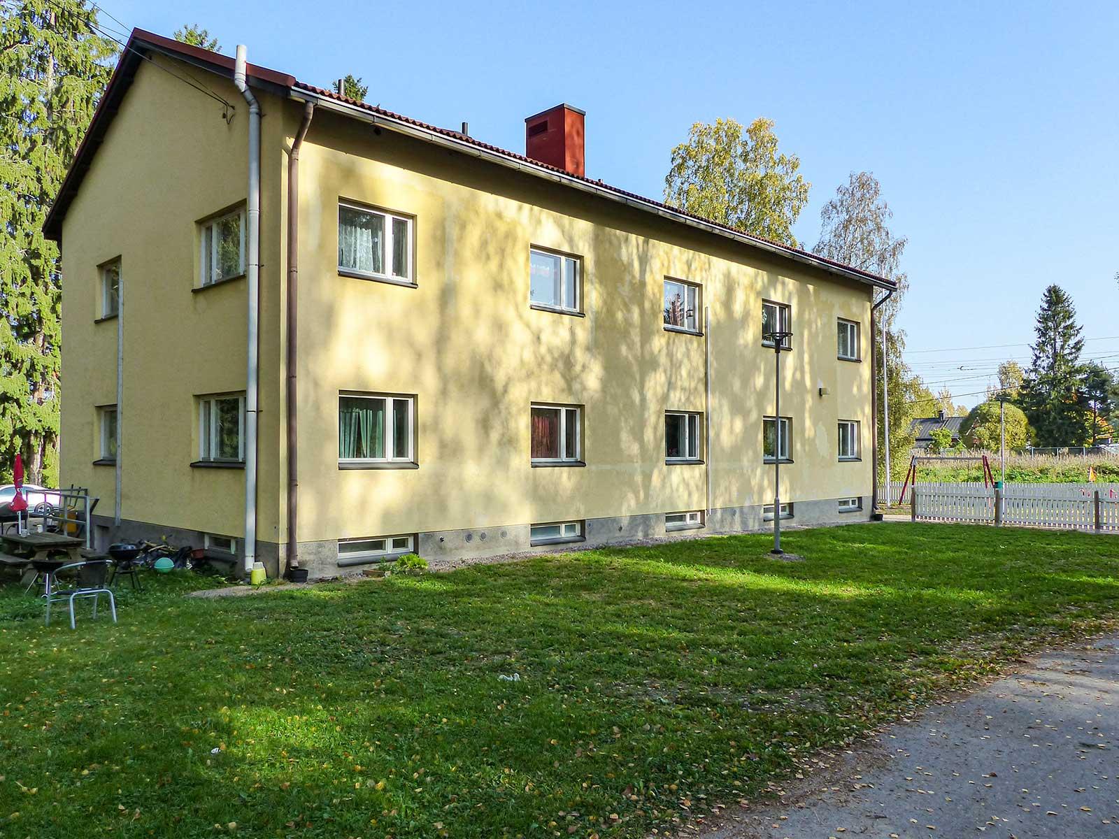 Haapahuhdantie 24, Riihimäki