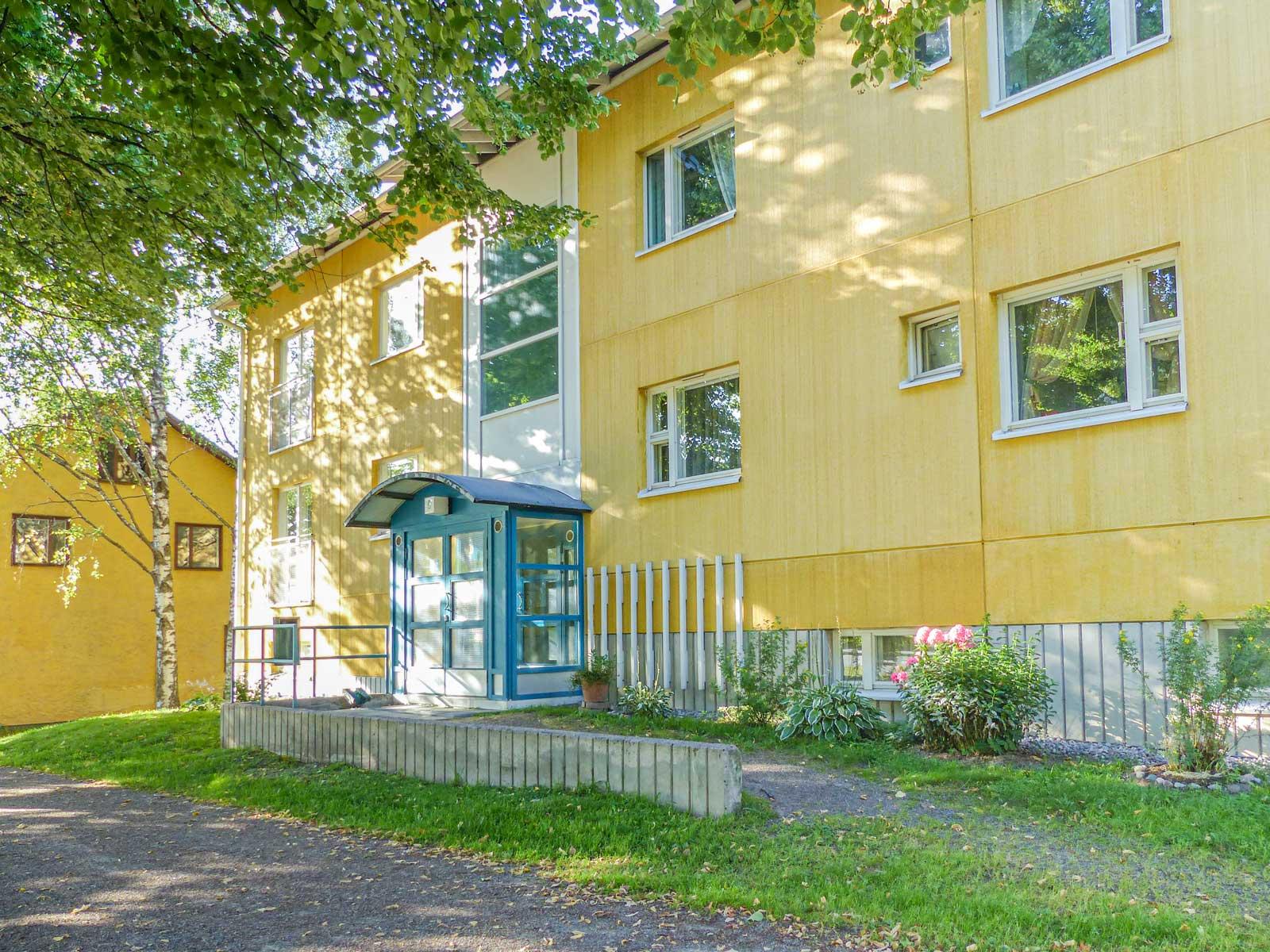 Ahjolankatu 2, Riihimäki
