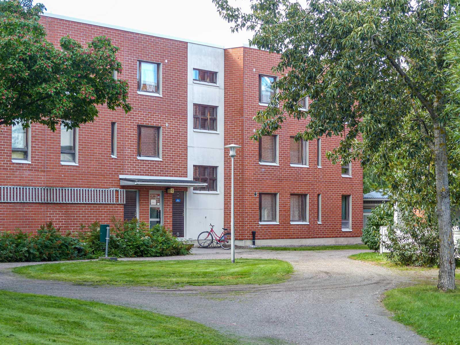 Linnunradankatu 29, Riihimäki