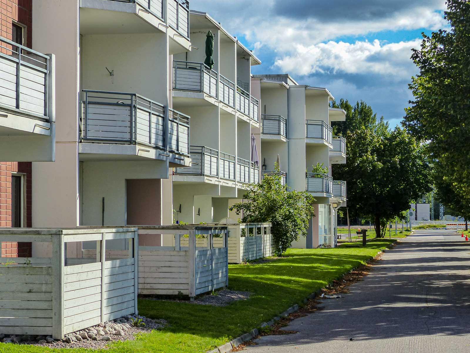 Linnunradankatu 5-7, Riihimäki