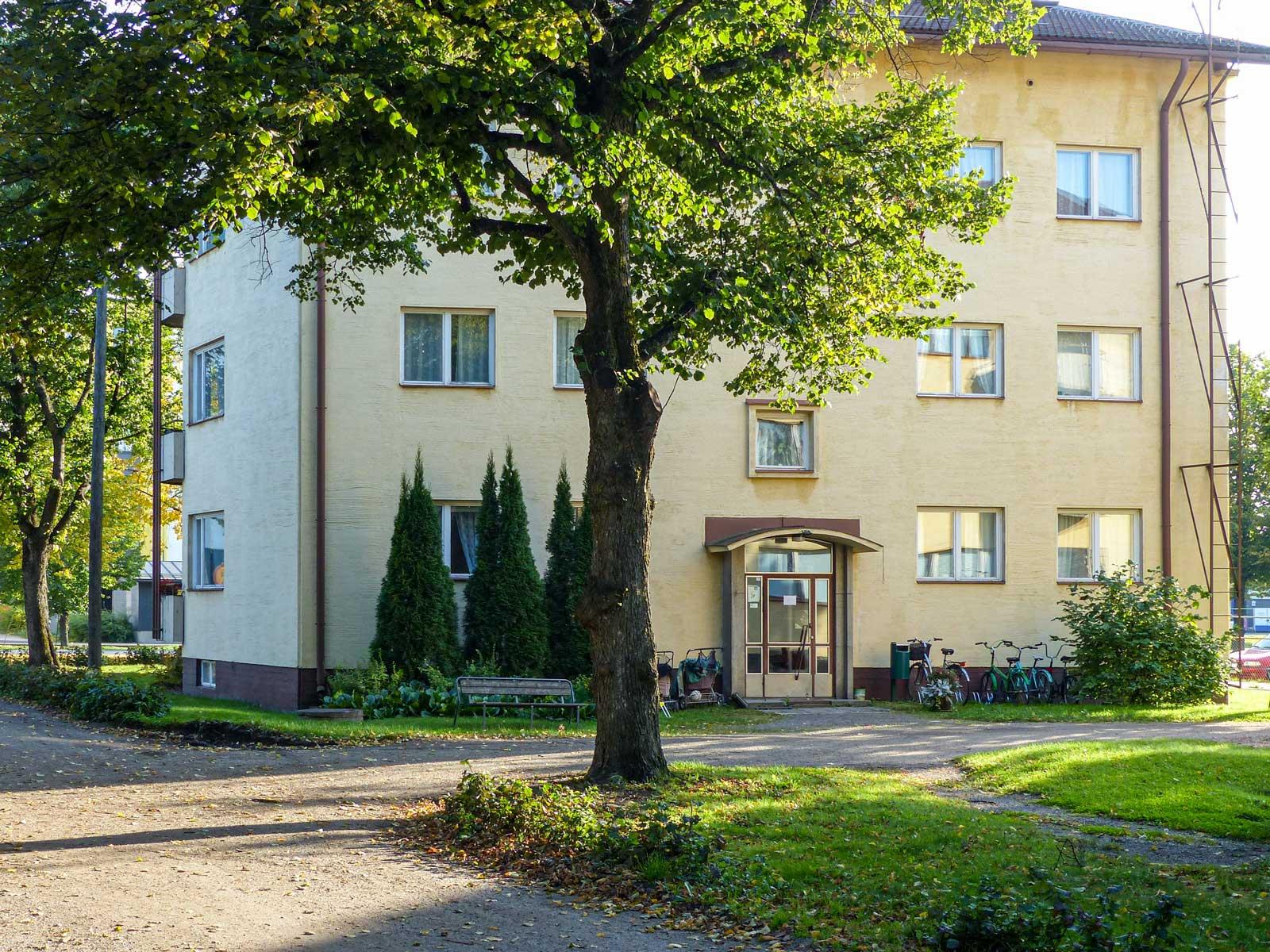 Paloheimonkatu 28, Riihimäki