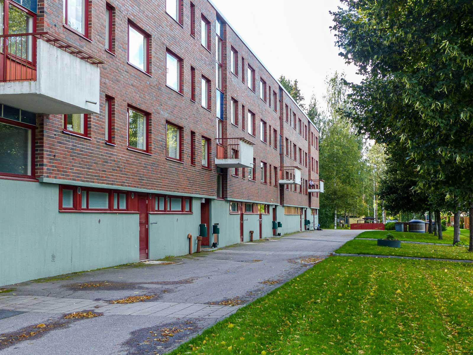 Papupolku 4, Riihimäki