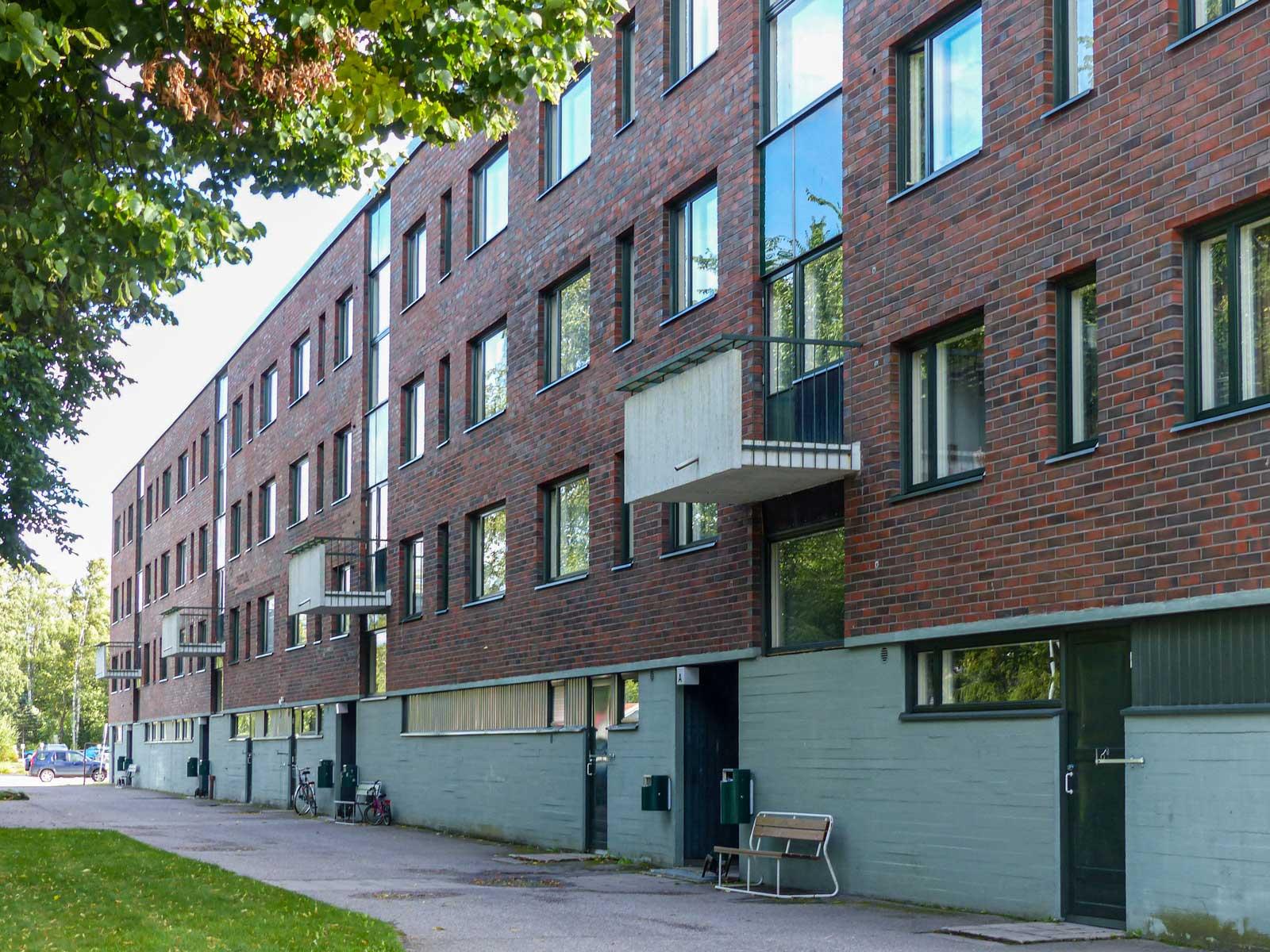 Peuranpolku 34-36, Riihimäki
