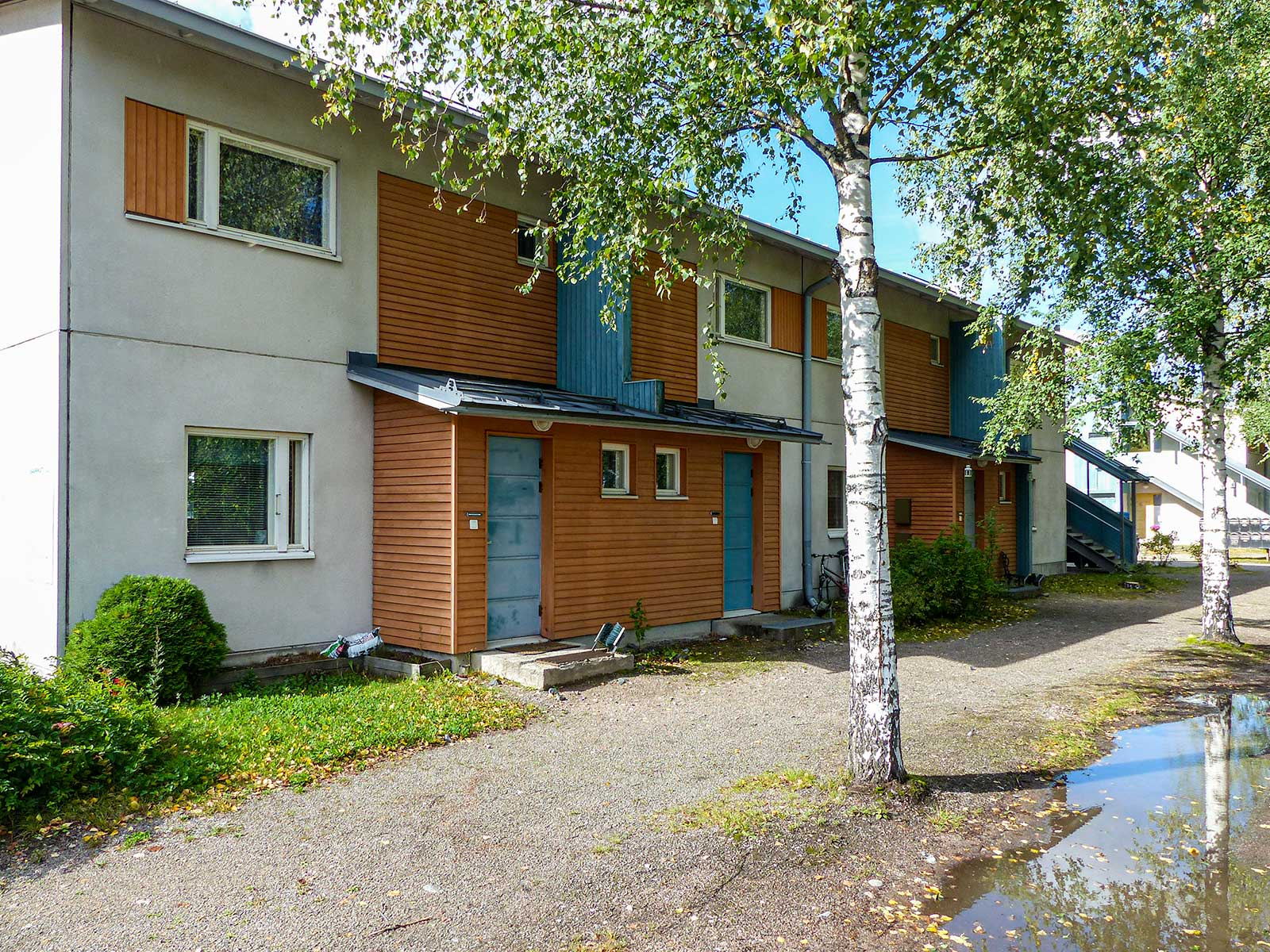 Saarikatu 14, Riihimäki