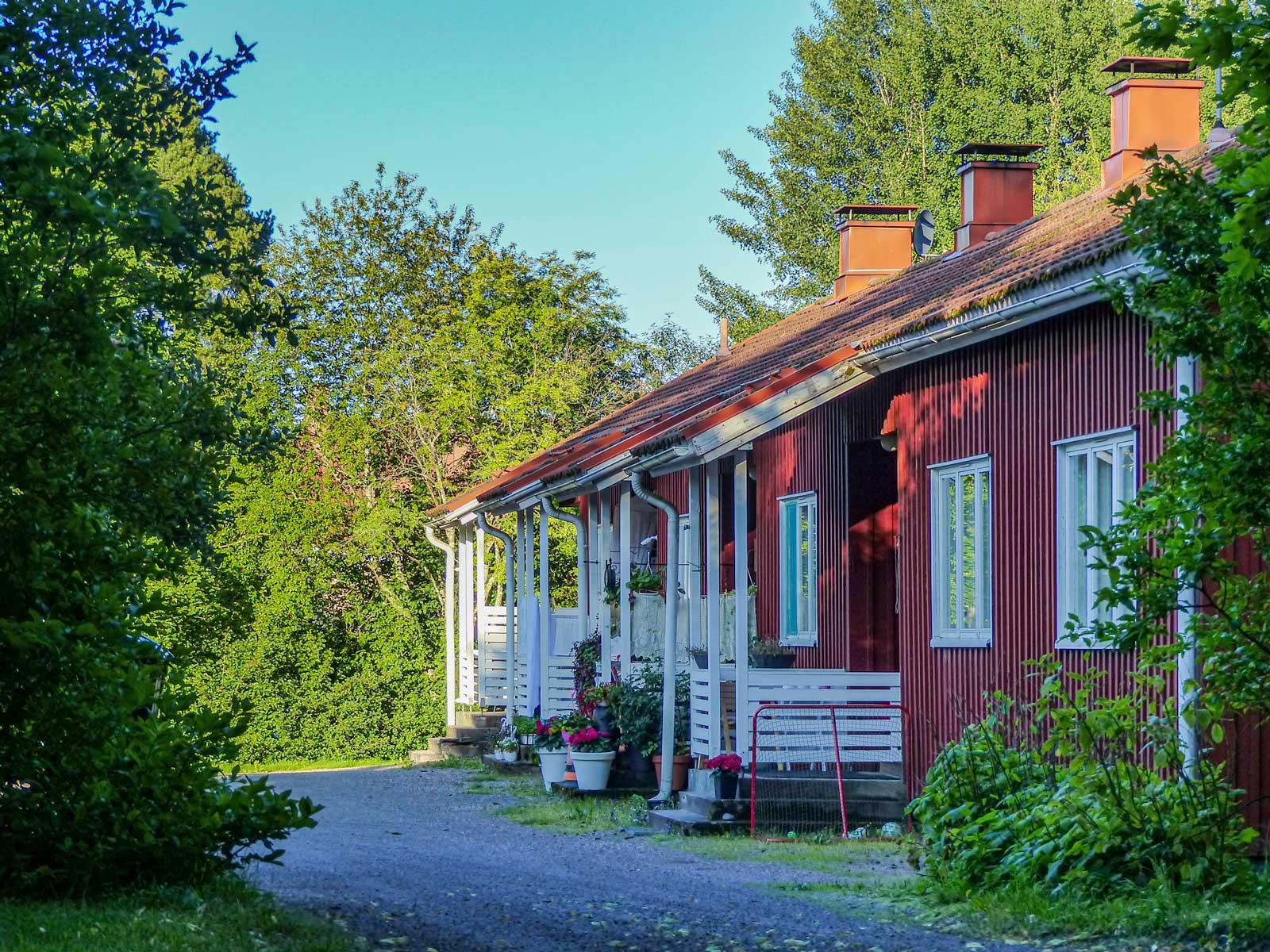 Veturimiehenpolku 1, Riihimäki
